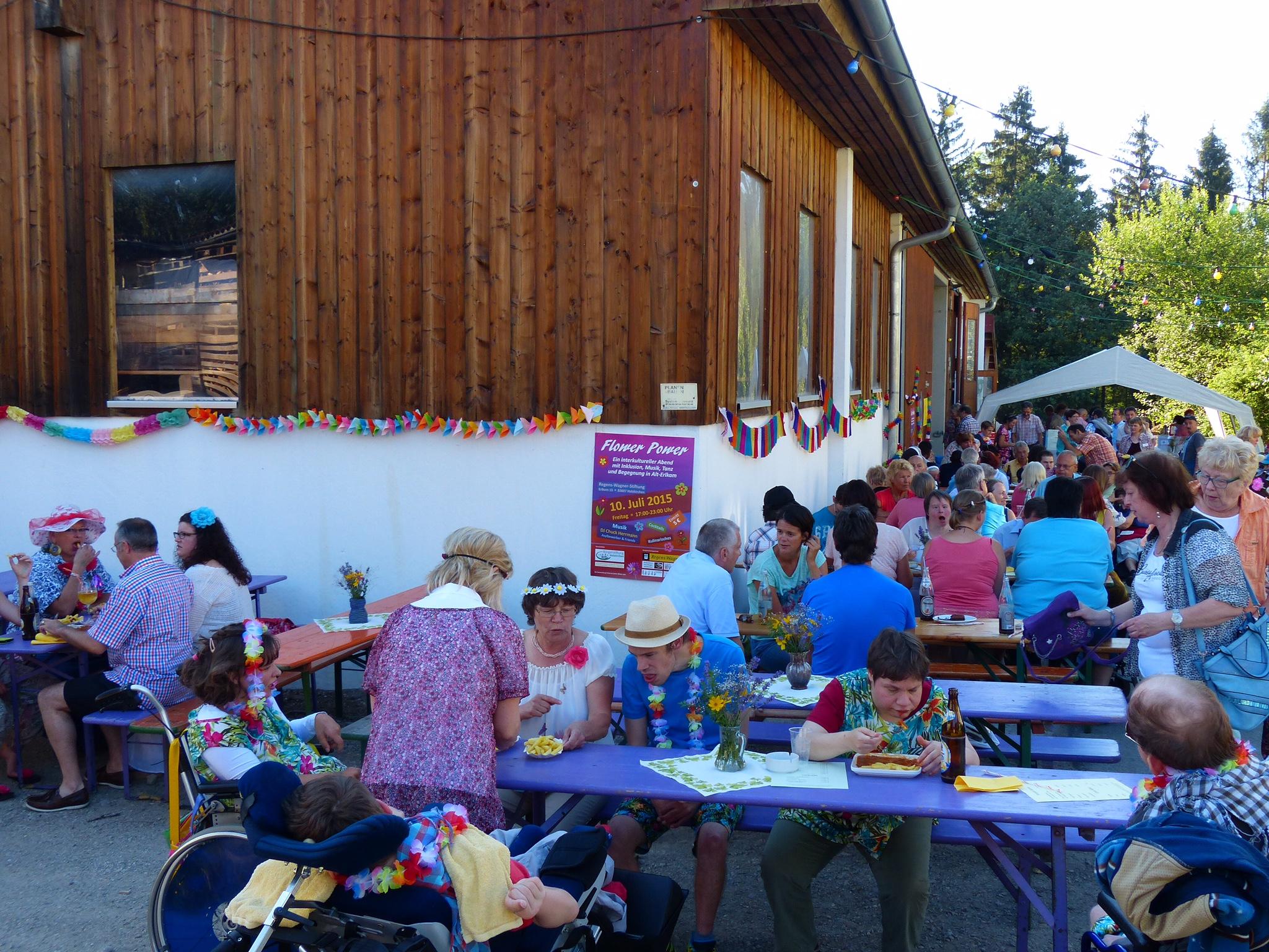 Sommerfest Regens Wagner 2015